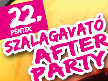 Szalagavató After Party