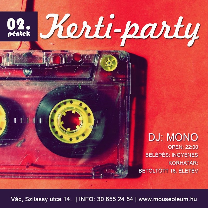 Kerti-Party