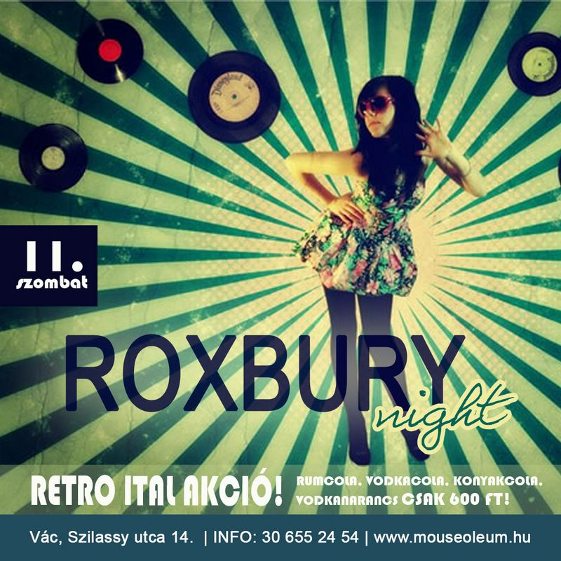 Roxbury night