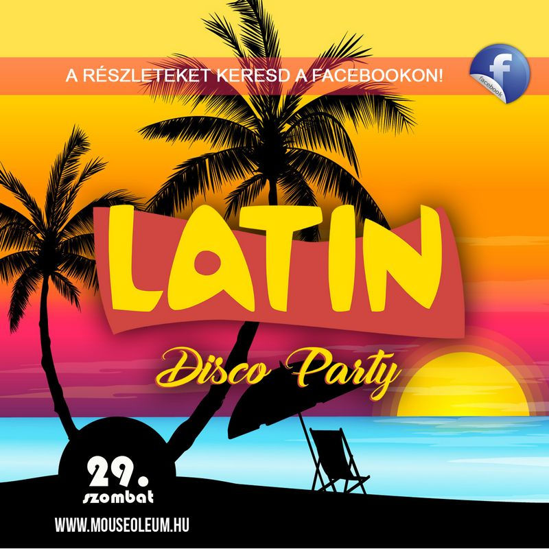 Latin Disco Party - Video Disco