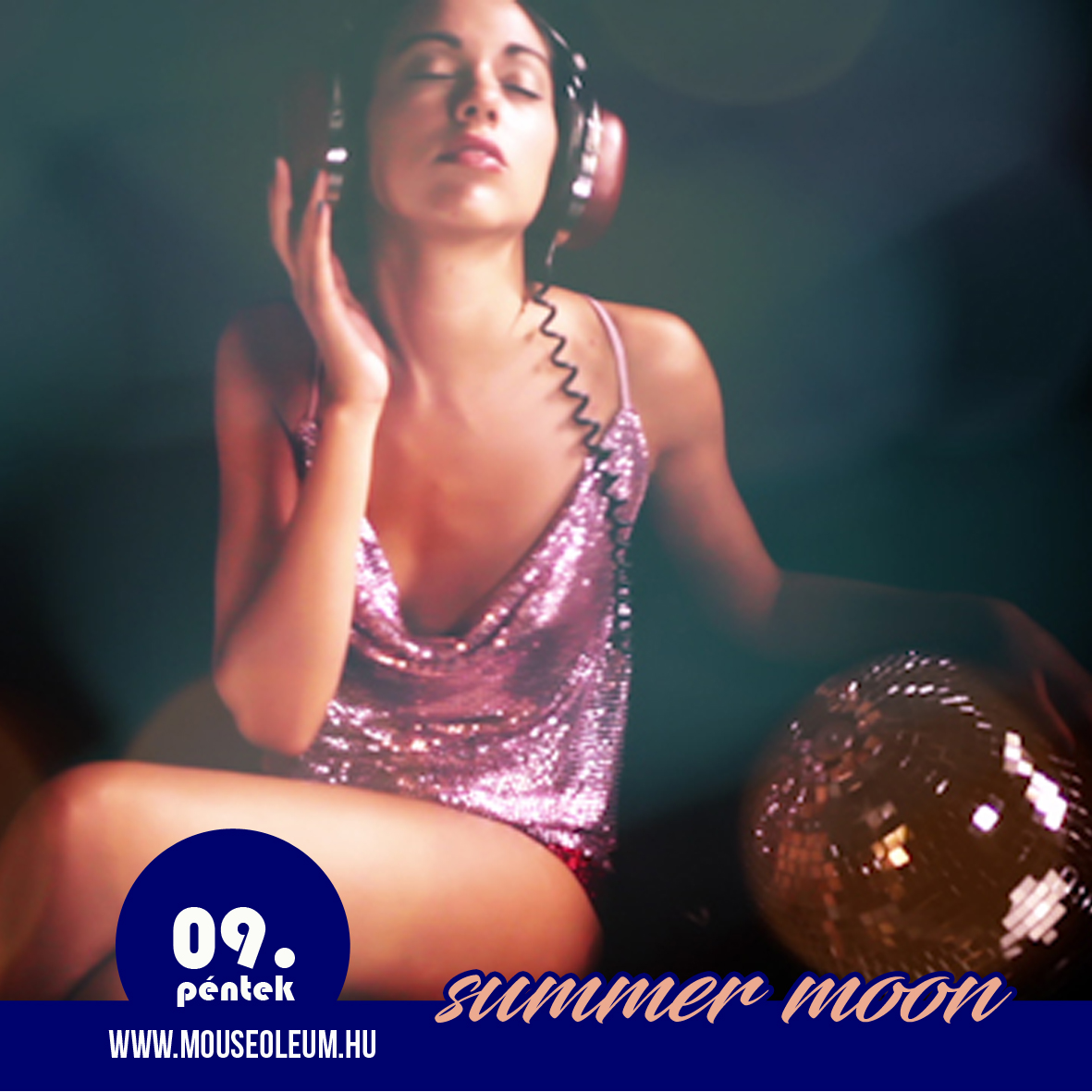 Summer Moon Party