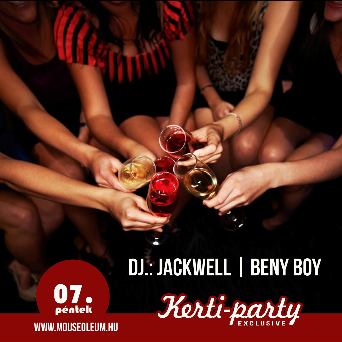 Kerti Party EXCLUSIVE