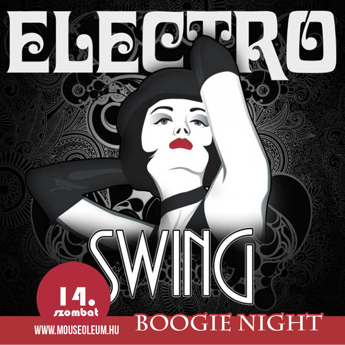 Electro Boogie Night